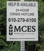MCES Sign